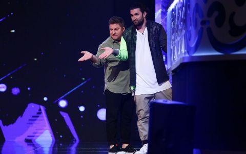 Smiley, Pavel si Andi isi testeaza flexibilitatea, vineri, la Romanii au talent! De la 20:30, la PRO TV!