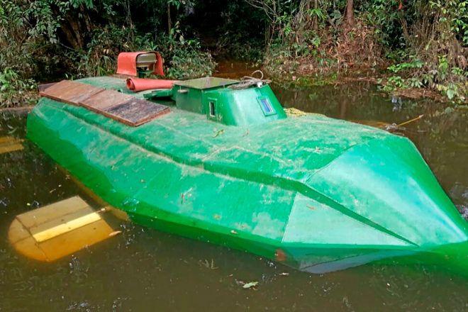 Ce s-a intamplat cu submarinul lui Pablo Escobar, in care exista un seif cu 70.000.000 de dolari!