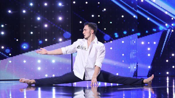 Romanii au talent 2018: Claudiu Mitea - Dans contemporan