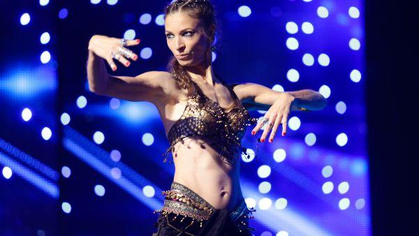 Romanii au talent 2018: Ada Totolan - Gangsta Bellydance