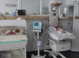 Salvati Copiii doteaza si in acest an sectia de neonatologie a Spitalului Judetean de Urgenta Pitesti