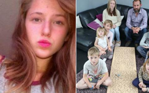 O adolescenta bolnava de cancer a lasat un mesaj secret inainte moara. Cuvintele au fost extrem de emotionante