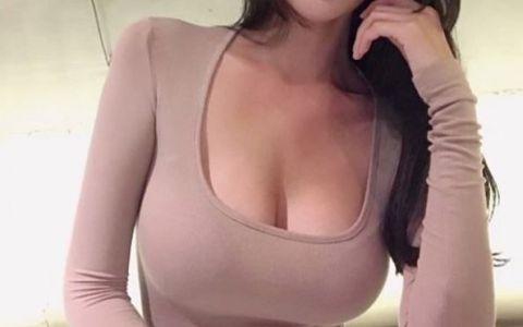 Ea este tanara cu cel mai sexy posterior din China. Cum arata modelul care sparge tiparele frumusetii minione si slabute