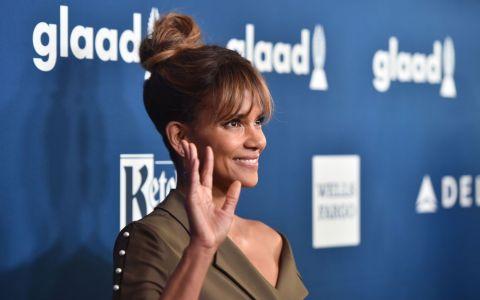 Halle Berry, aparitie de senzatie la un eveniment monden