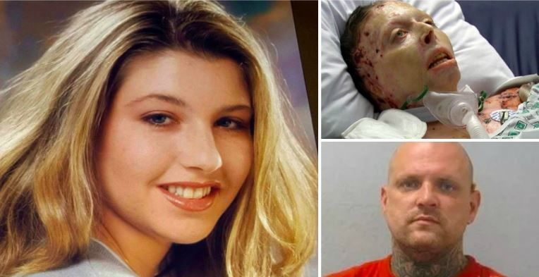 Este martora la proces, desi nu mai este in viata. O femeie depune marturie impotriva celui care a ucis-o