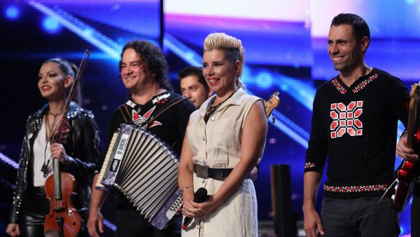 Romanii au talent 2018: Zavera - Band etno-rock