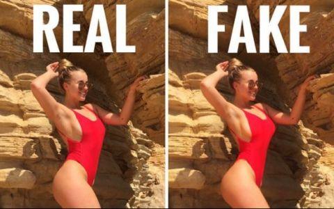 Femeia care a decis sa spulbere mitul imaginilor perfecte de pe Instagram. A avut curajul sa le arate tuturor adevarul