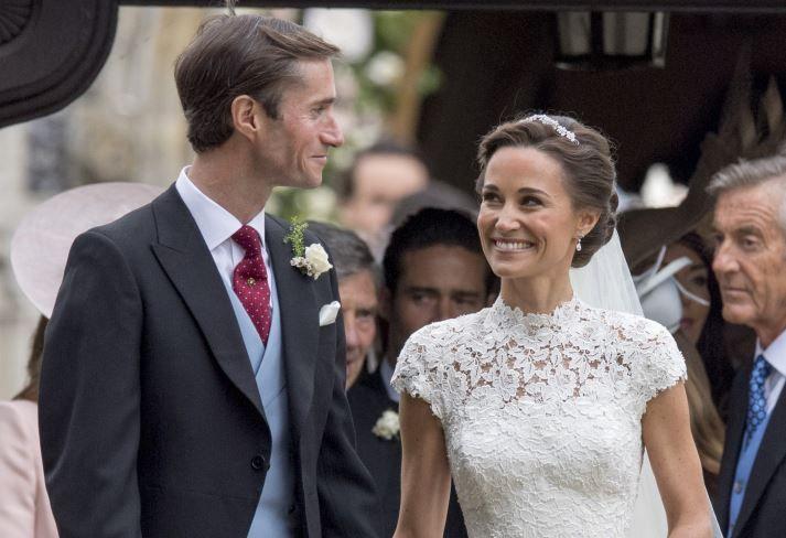 Pippa Middleton mareste familia. Ce veste a dat sora Ducesei de Cambridge