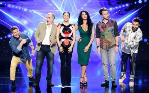 Ei sunt concurentii care au primit Golden Buzz in sezonul 8 Romanii au talent. VIDEO