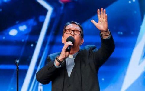 Preotul care a cucerit inimile publicului de la Britain s Got Talent. Melodia emotionanta pe care a cantat-o impecabil
