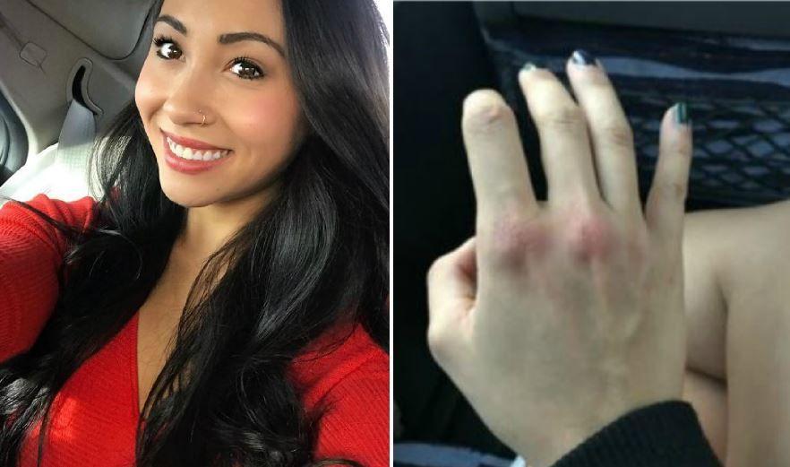 Un barbat a agresat-o in plina strada, dar nu s-a asteptat la ce a urmat. Ce a patit atacatorul in secunda urmatoare