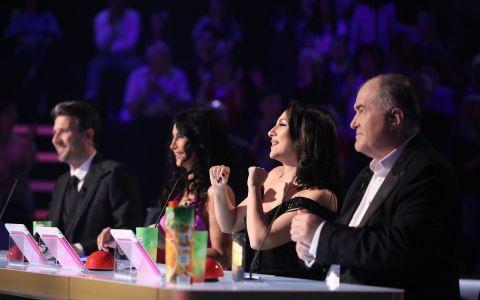 Cesima Nechifor si Sergiu Hudrea sunt primii finalisti ai sezonului 8 Romanii au talent!