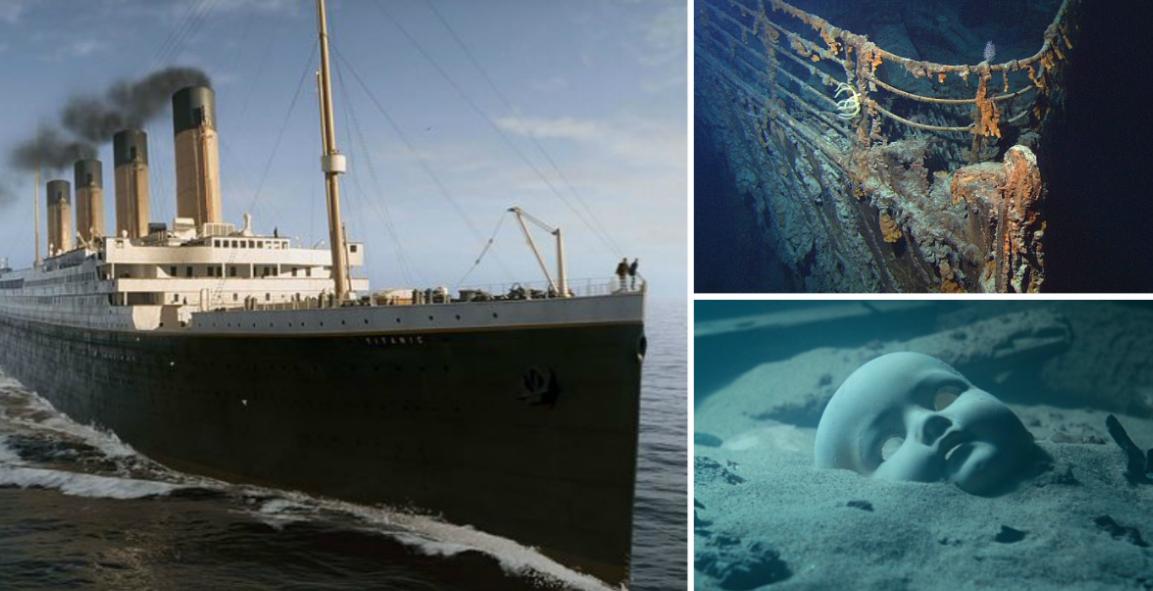 Imagini infioratoare ale cabinelor si holurilor Titanicului arata unde au murit 1500 de oameni