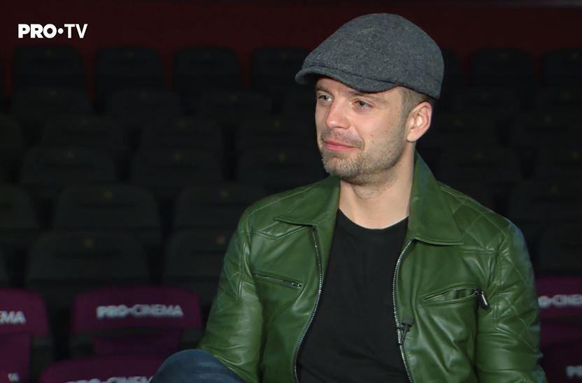 INTERVIU EXCLUSIV Sebastian Stan:  Fara mama nu ajungeam nicaieri