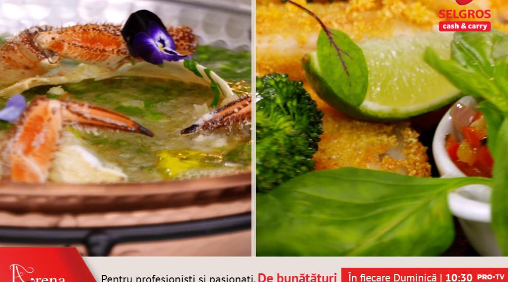 Supa de crab