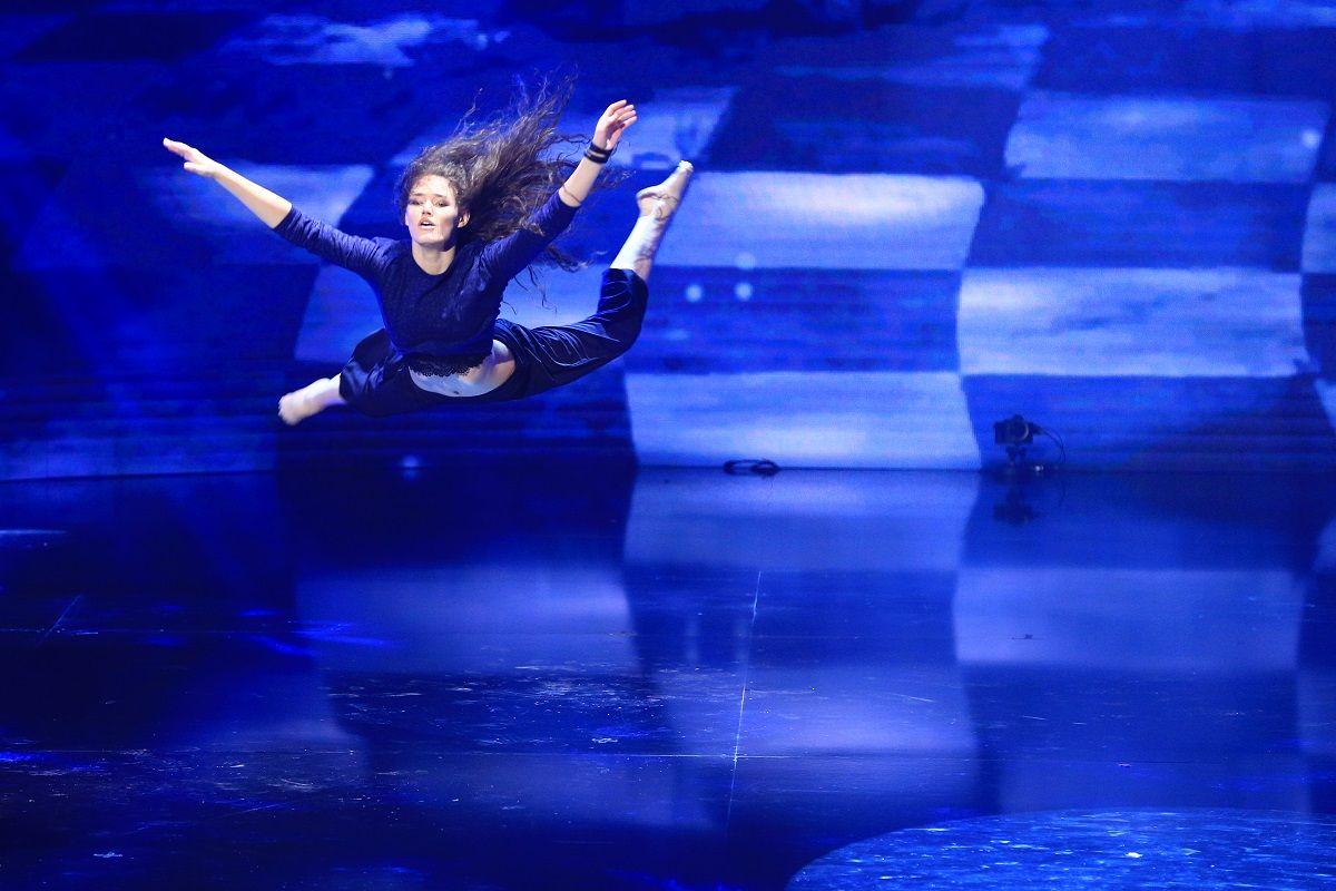 Romanii au talent 2018 - A doua Gala a Talentului: ALLA - Dans Contemporan