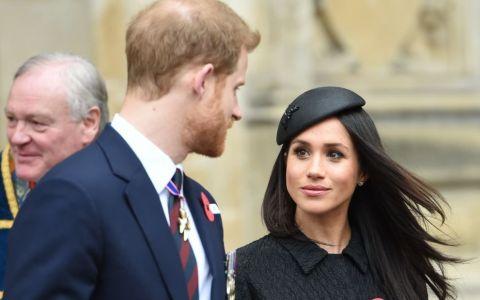 Printul Harry, omagiu pentru Printesa Diana in ziua nuntii cu Meghan Markle