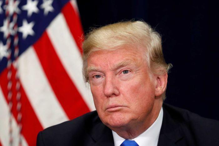 Donald Trump, inca o gafa pe Twitter. De ce l-au taxat internautii