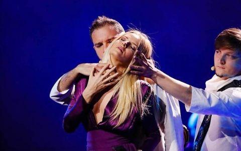 INTERVIU Cristina Caramarcu, reprezentanta Romaniei la Eurovision: bdquo;Prestatia noastra nu a fost un esec