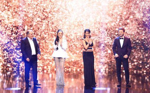Bianca Badea si Duo Romance sunt finalistii din cea de-a patra gala live Romanii au talent!