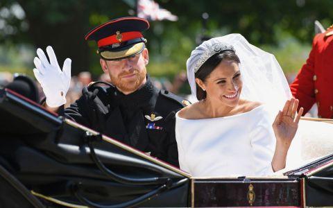 Cât au costat machiajul și coafura lui Meghan Markle în ziua nunții