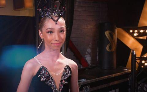 EXCLUSIV pe protvplus.ro: Bianca Badea, mica balerina care a cucerit inimile telespectatorilor
