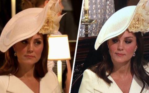 Infatisarea Ducesei de Cambridge, motiv de ingrijorare pentru fani
