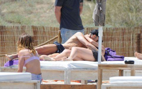 In ce ipostaze tandre au fost surprinsi Cristiano Ronaldo si iubita sa Georgiana Rodriguez