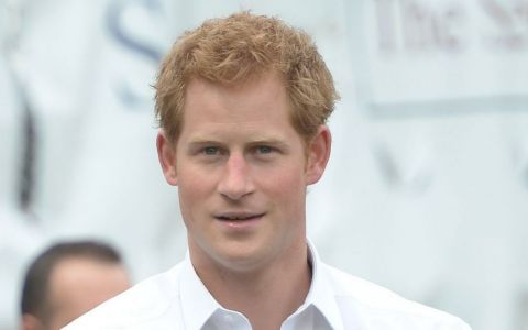 Printul Harry nu a fost mereu motiv de mandrie pentru Casa Regala Britanica