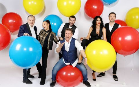 Claudia Stroe si Cristian Gog sunt invitati speciali in cea de-a cincea gala live Romanii au talent!