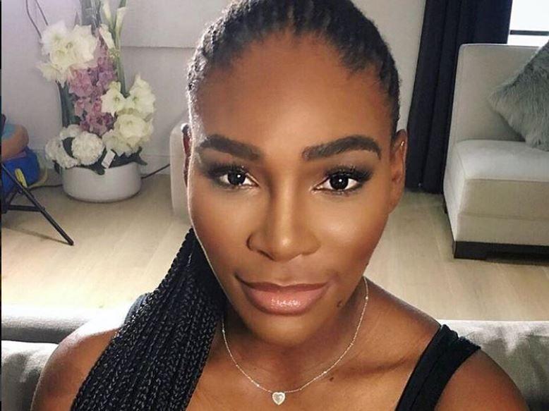 Serena Williams, aparitie socanta la Roland Garros