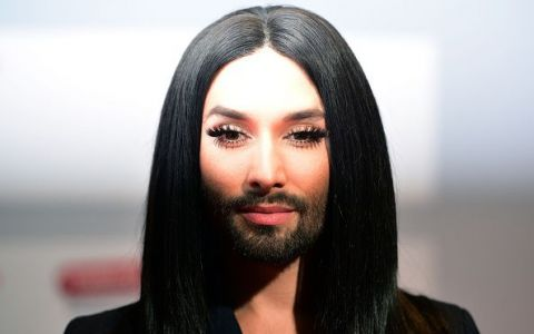 Conchita Wurst, schimbare radicala de look
