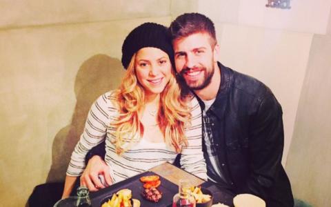 Shakira si Gerard Pique au fost victimele unui jaf in Barcelona