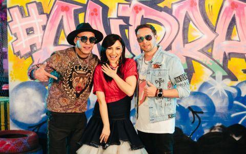 Andra lanseaza  Sudamericana , cea mai hot piesa latino a verii, in colaborare cu trupa Pachanga