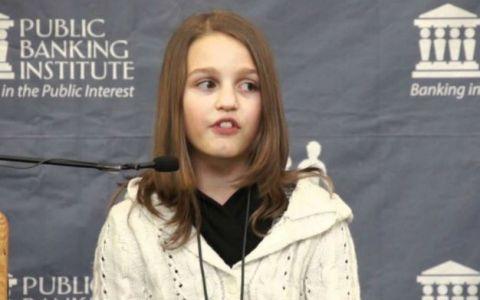 O fetita a dezvaluit accidental unul dintre cele mai bine pastrate secrete din lume