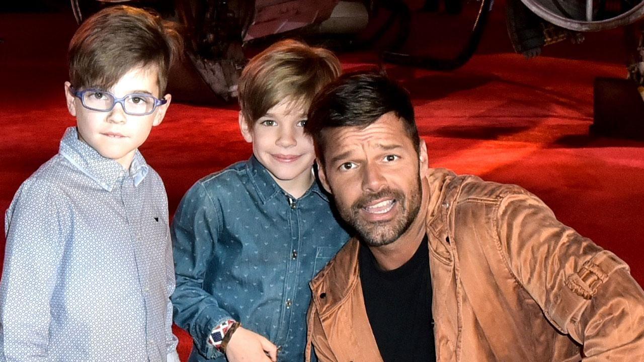 Ricky Martin, declaratie controversata despre baietii lui