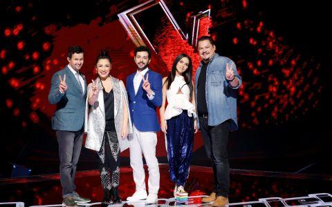 Vocile noii generatii au dat tonul unei super competitii in cea de-a doua editie Vocea Romaniei Junior!