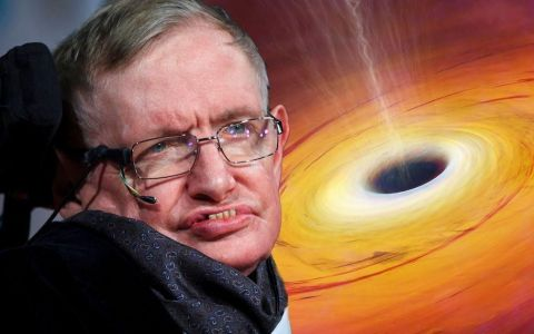 Legatura neasteptata dintre vocea lui Stephen Hawking si gaurile negre