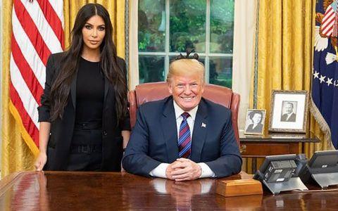 Kardashian a fost intrebata daca ar candida la presedintia SUA. Ce sanse sunt sa o vedem pe starleta la Casa Alba