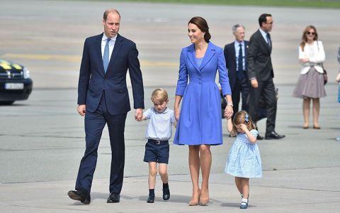 Anuntul facut de William si Kate la doar doua luni dupa ce au devenit parinti pentru a treia oara
