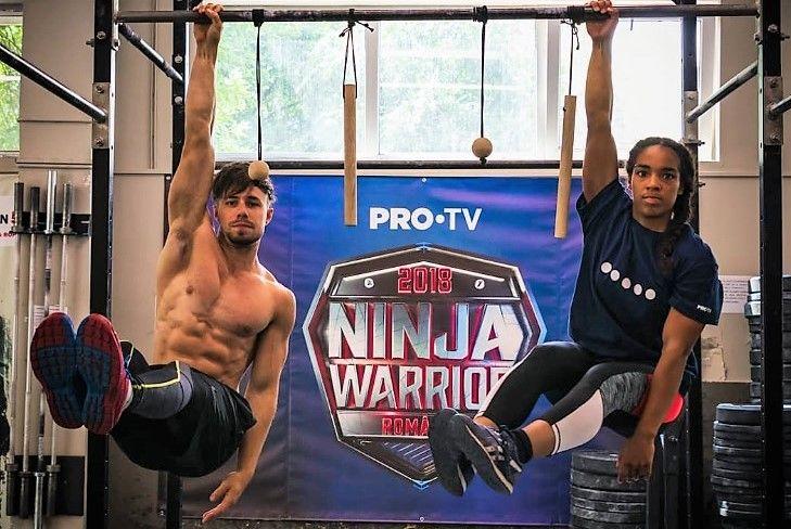 Cum a fost la primul casting Ninja Warrior România. Sute de curajoși și-au testat limitele la București
