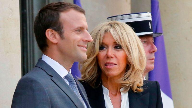 Ce personaj celebru a fost iubitul lui Brigitte Macron în tinerețe