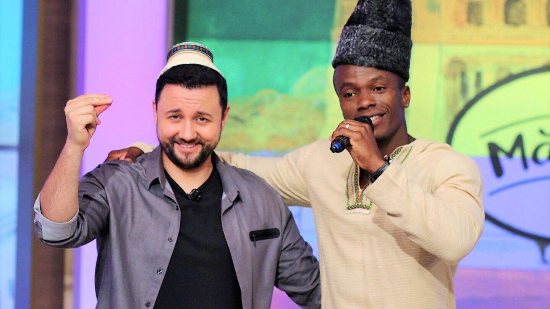 Brazilianul de la Românii au talent se apucă de cântat. Banto dos Santos face senzație cu melodiile populare românești