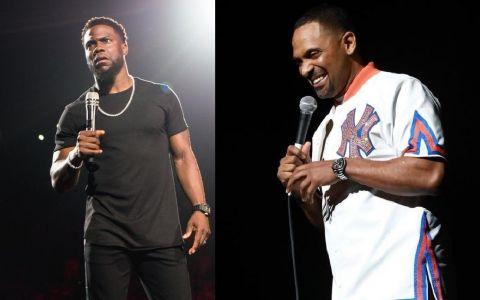 Duelul comedianților. Kevin Hart și Mike Epps se ironizează reciproc în afara scenei