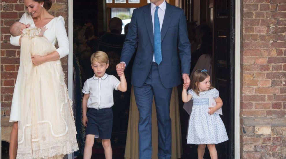 Ce le-a spus Prințesa Charlotte fotografilor prezenți la botezul regal. Nu erau pregătiți să audă asta de la un copil