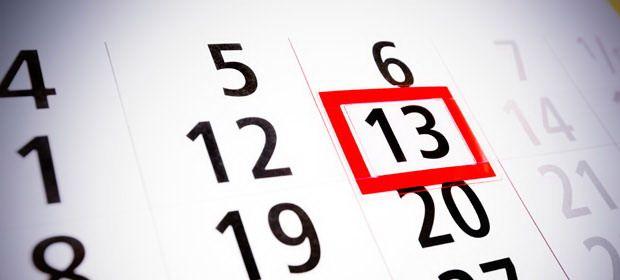 Vineri, 13: ce NU ai voie să faci azi. Și o listă a celor mai abominabile evenimente petrecute în această zi