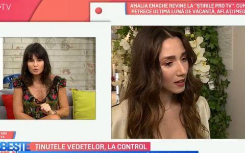VIDEO: Dana Budeanu, deranjată de atitudinea unei vedete