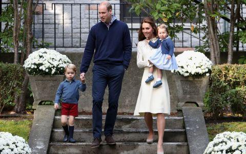 Prinţesa Charlotte valorează mai mulți bani decât fratele ei mai mare, Prinţul George