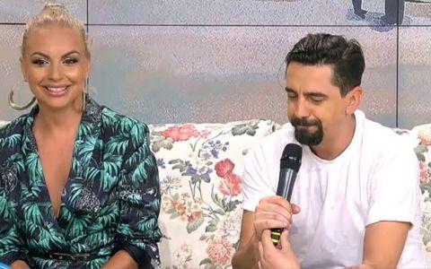 VIDEO: Natanticu și Eliza, planuri de nuntă și vacanță