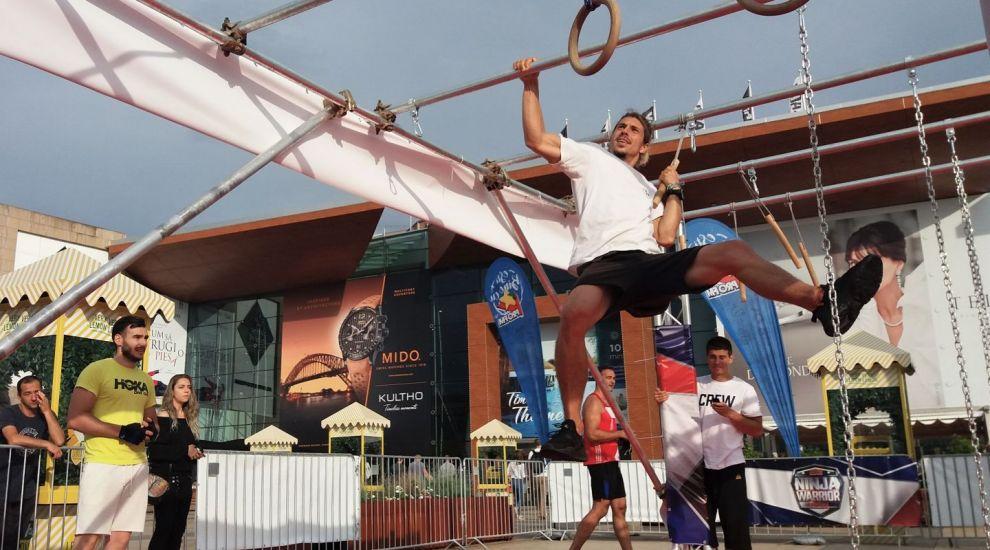 Ai spirit de războinic? Atunci vino să testezi obstacolele Ninja Warrior România!